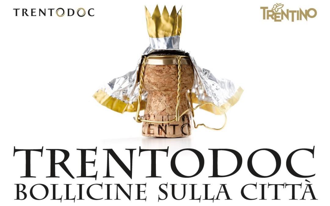 Trentodoc Bollicine sulla Città 2015