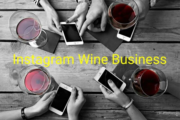INSTAGRAM Vino e Marketing del Vino