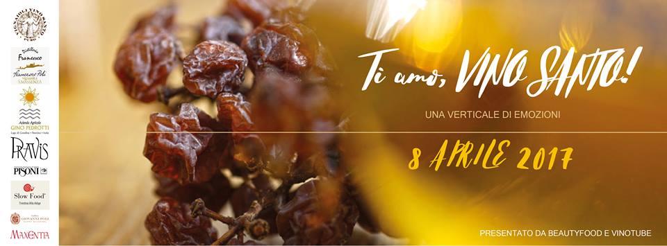 Ti Amo Vino Santo – Eventi Enogastronomici in Trentino