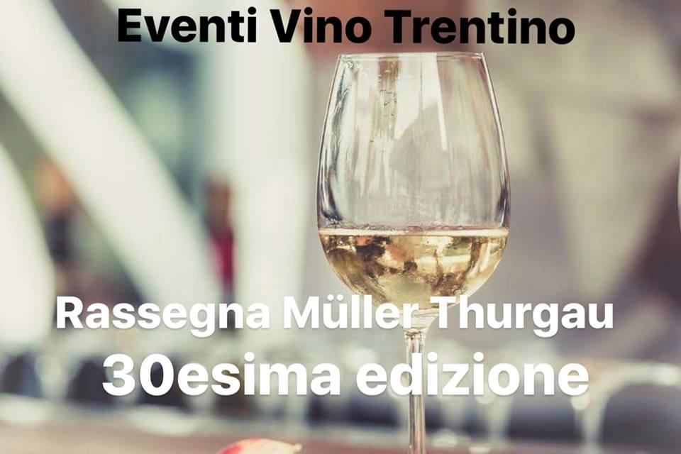 Eventi Vino Trentino – Vincitori 30ª Rassegna Müller Thurgau