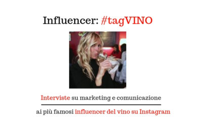 Interviste agli Influencer Instagram Vino: #2 TagVINO