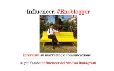 Interviste agli Influencer Instagram Vino: #3 EnoBlogger