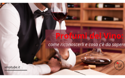 Profumi del Vino: come riconoscerli e cosa c'è da sapere