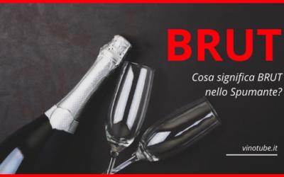 Cosa significa BRUT spumante? | ABC Vino Online