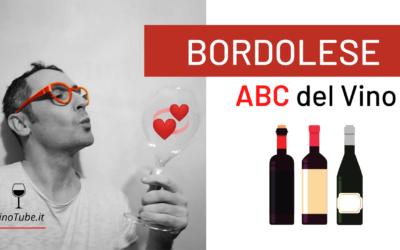 Parole del Vino: taglio BORDOLESE